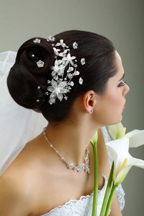 Hochzeitsfrisuren Hochgesteckt by Hochzeitsfrisuren Hochgesteckt Mit Schleier