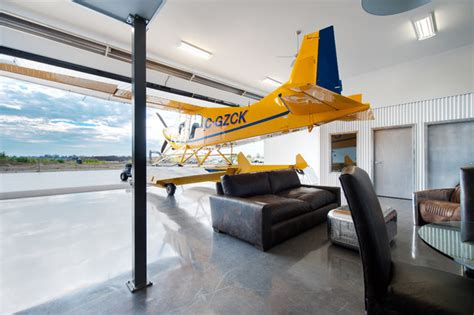 suite home hangar design airplane hangar contemporary shed vancouver by boa interior design