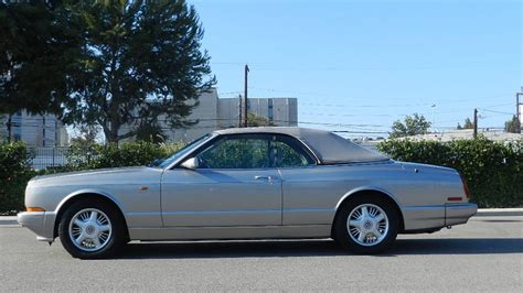 1997 bentley azure 1997 bentley azure convertible s3 monterey 2013