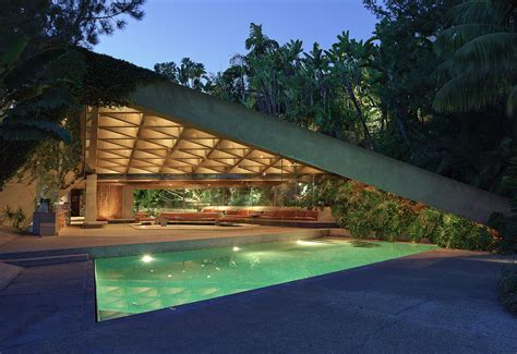 Sheats Goldstein House By John Lautner Jeff Green Archinect