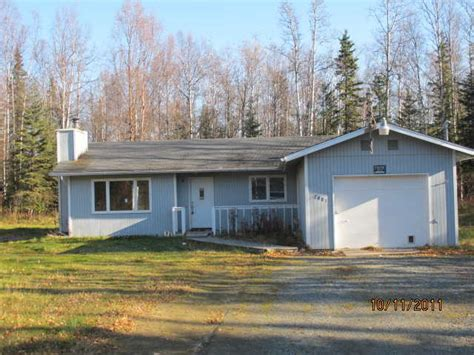 Houses For Sale In Alaska by 2801 N Oxford Dr Wasilla Alaska 99654 Reo Home Details