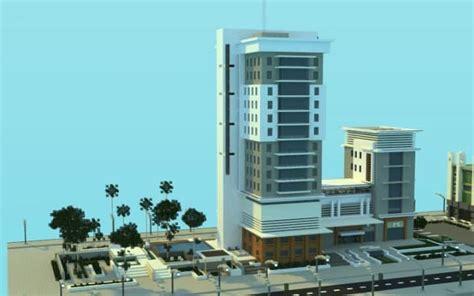 House Blueprint by Modern Hospital Minecraft Building Inc