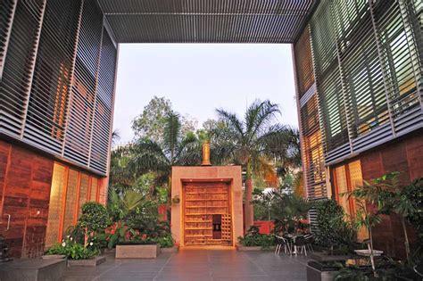 house building plans in india india house balewadi pune building ccba architects e architect