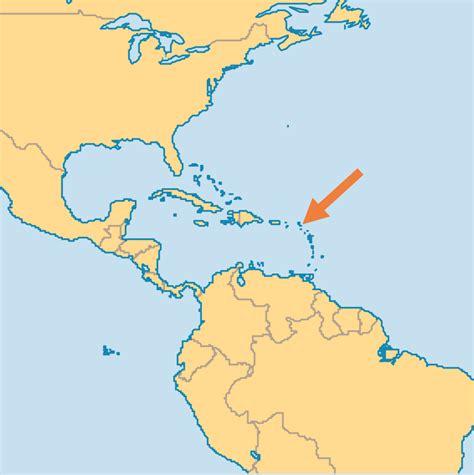 st barths map nov 06 st barthelemy st helena st kitts and nevis st