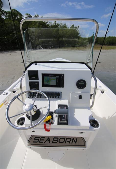 sportsman bay boats reviews boat review sea born fx 21 bay florida sportsman