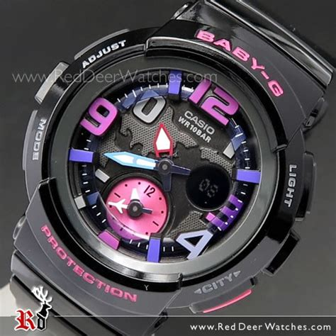 Baby G Bga 190 3bdr buy casio baby g dual world time 100m bga 190 1b bga190 buy watches casio