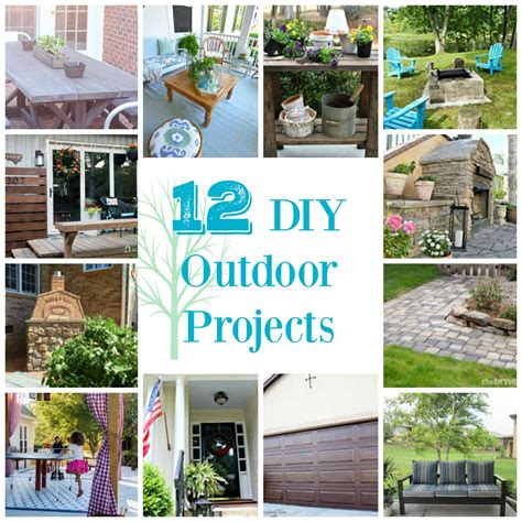 outdoor projects 12 diy backyard ideas my uncommon slice of suburbia