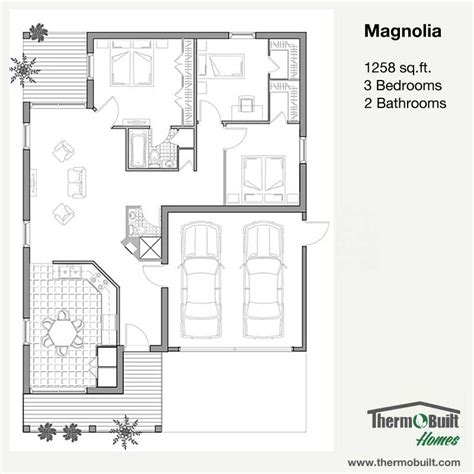 magnolia homes floor plans floor plans luxury