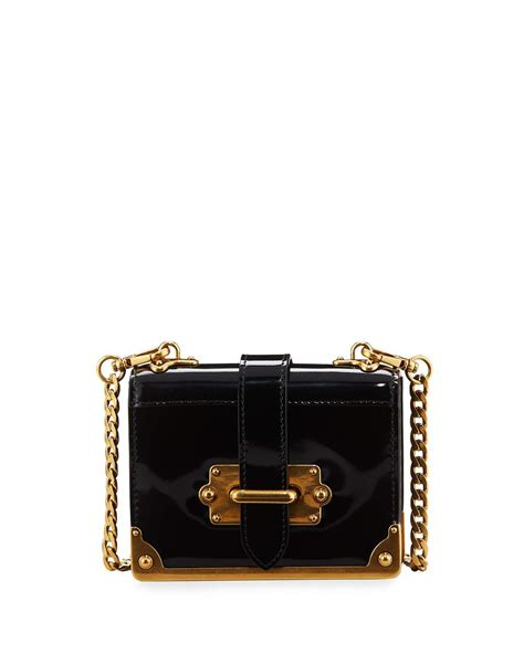 A Neiman Exclusive Prada Spazzalato Clutch by Prada Pre Fall 2017 Bag Collection Spotted Fashion