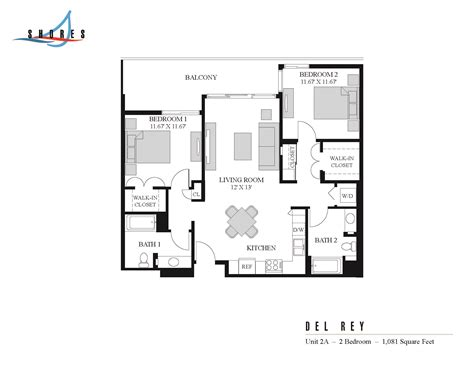 cool office floor plans floorplans shores marina del rey