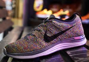 multi colored nikes quot multi color quot nike flyknit one sneakernews