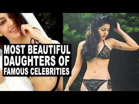 most famous celebrity daughters 10 most beautiful daughters of famous indian celebrities