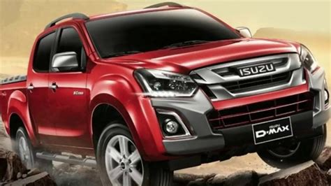 2019 Isuzu Dmax by 2019 Isuzu D Max Is Coming To The Soon