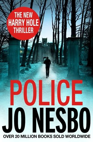 review jo nesbo police crimepieces