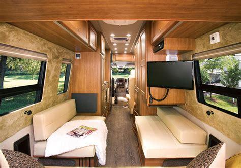 Roadtrek Interior by 2016 Roadtrek Cs Adventurous Review
