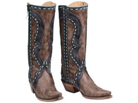 lucchese s hana boot horses heels