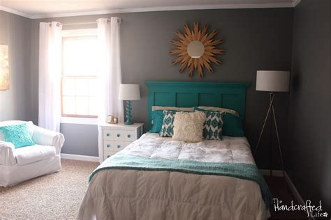 Teal And Grey Bedroom Walls teal bedroom ideas with many colors combination