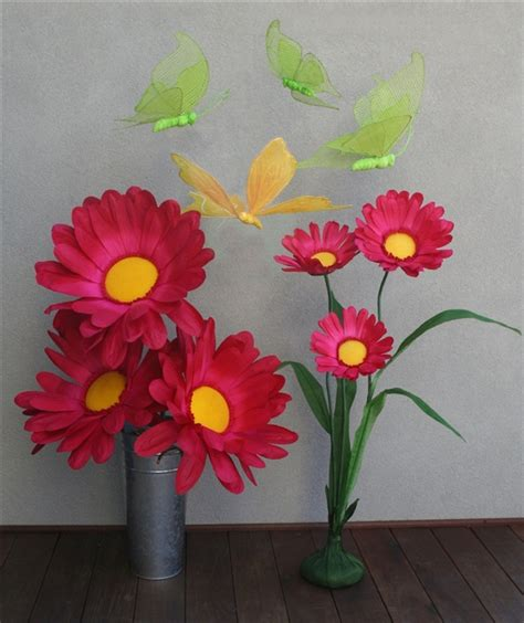 buy giant paper flowers large flower party decorations