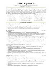 Consultant Resume Exle by Sap Junior Consultant Resume