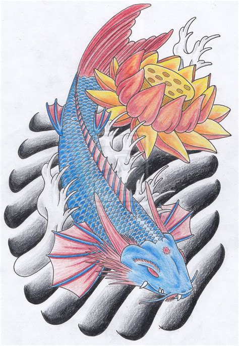 koi tattoo machine orekiul tattooo ink armor tattoo cover up full