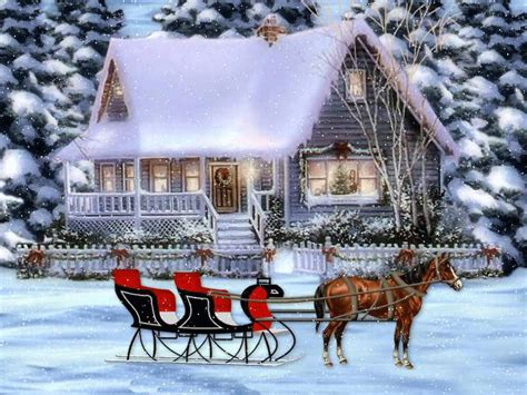christmas wallpaper with horses free holiday wallpapers christmas horse wallpapers