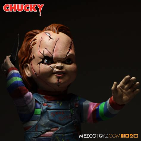 figure doll child s play chucky figure and replica doll pre orders by