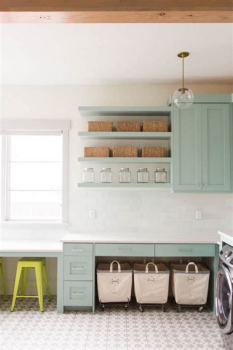 how to design a laundry room coastal blue laundry room design home bunch interior