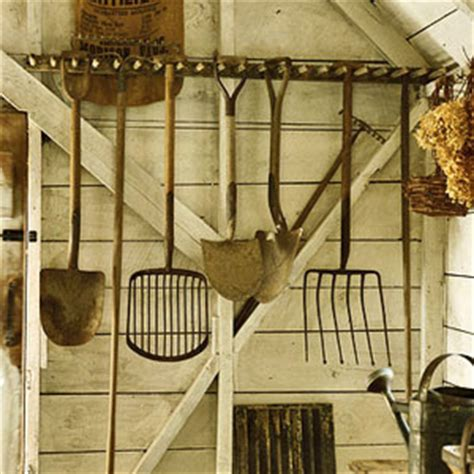 how to hang tools in shed garden rooms the gardener s cottage