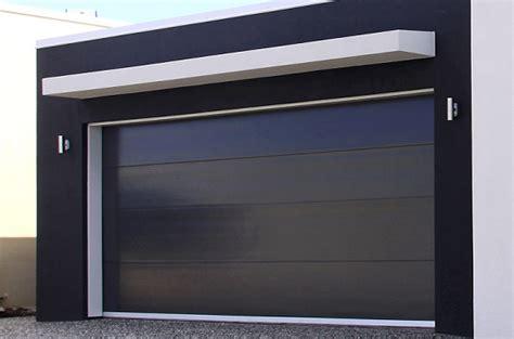 Black Garage by Amazing Garage Doors Home Interiors