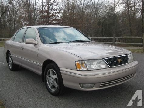 1998 Toyota Avalon For Sale 1998 Toyota Avalon Xls For Sale In La Vergne Tennessee