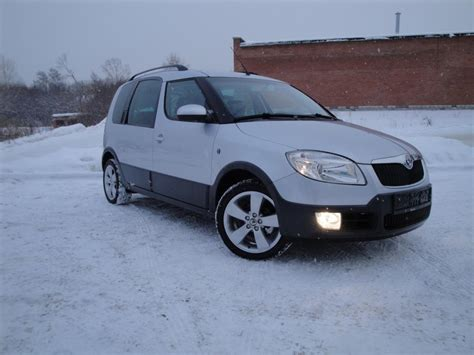 skoda roomster price 2008 skoda roomster pictures 1 4l gasoline ff manual