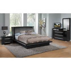 dimora black bedroom nightstand value city furniture