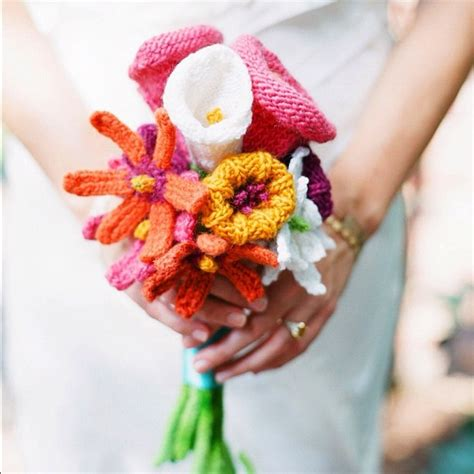 knitted flower bouquet 1000 images about crochet bouquets on knitted