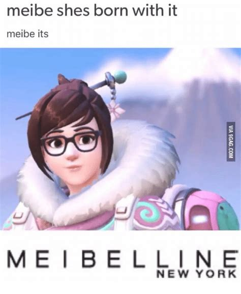 Mei Memes - 25 best memes about overwatch puns overwatch puns memes