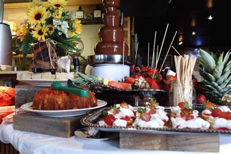 sunday brunch buffet dallas uptown cafe picture of uptown cafe thorndale tripadvisor
