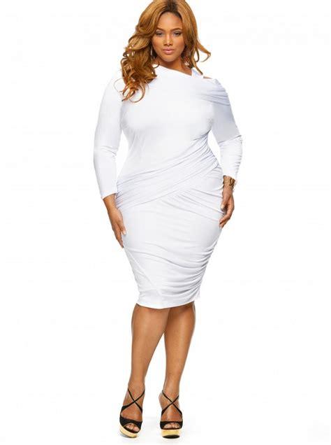 white dresses for white dresses for plus size kzdress