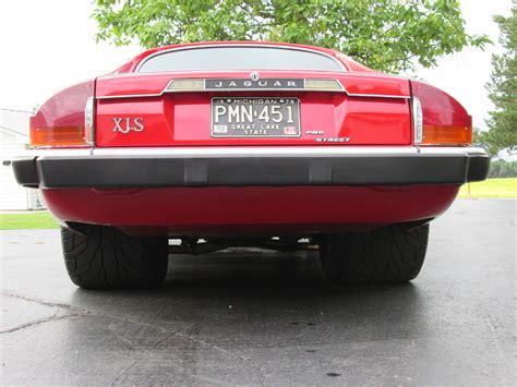pro street jaguar xjs is street legal powered by blown