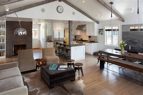 open floor plans a trend for modern living what you should know before choosing an open floor plan