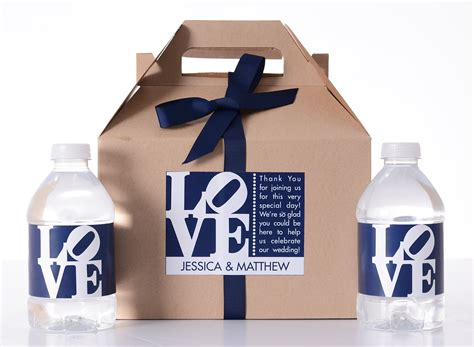 Wedding Box Message by Message Vintage Wedding Favor Boxes Labelsrus
