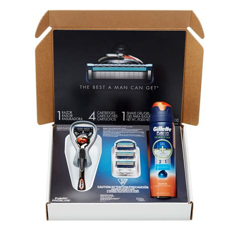 gillette mens grooming products six products and services that make every day easier
