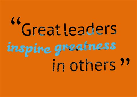 some qualities that make a great leader 171 education