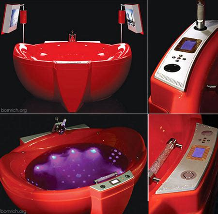 hi tech bathtubs hi tech bathtub with red diamond touch invites geeky diva