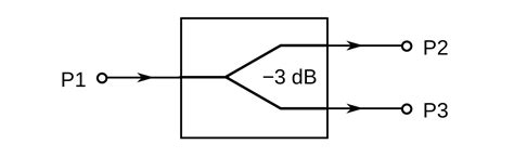 power divider with resistors file power divider symbol svg
