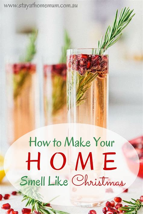 how to make your home smell like stay at home