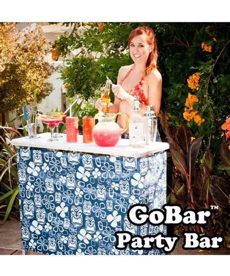 portable high top bar gobar portable high top bar