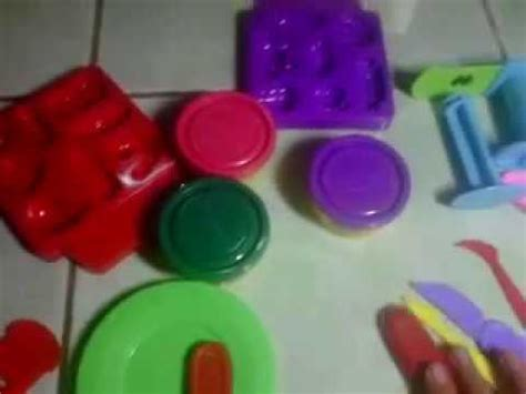 Doh Barbeque Set play doh barbeque set