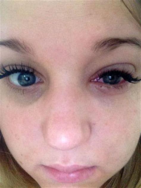 Statement False Eyelash false eyelashes could damage your upr utah radio