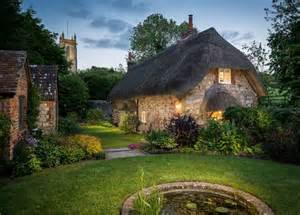 Thecottage In Faerie Door Cottage In Wiltshire