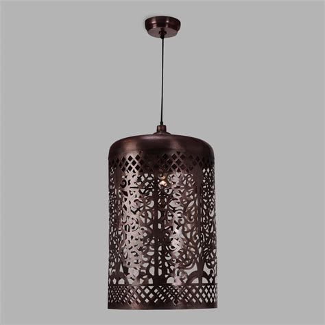 World Market Pendant Light Antique Copper 3 Light Pendant L World Market