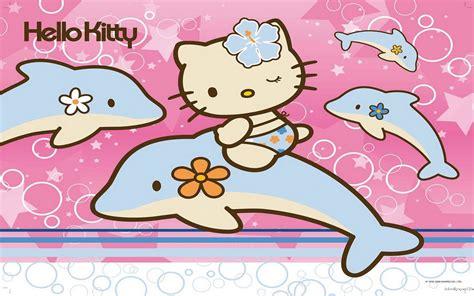 hello kitty wallpaper summer hello kitty summer wallpaper wallpapersafari